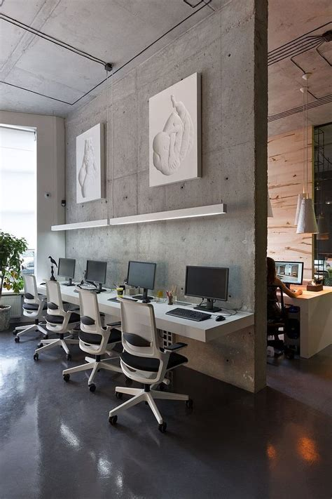 Contemporary Office Space Ideas 25 Best Ideas About Contemporary Office On Pinterest Industrial Office Space Design Studio