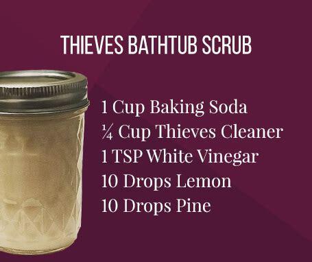 thieves bathtub scrub    lindsey elmore