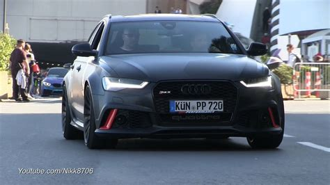 Audi Rs6 Pp Performance by Pp Performance Audi Rs6 Launch Controll