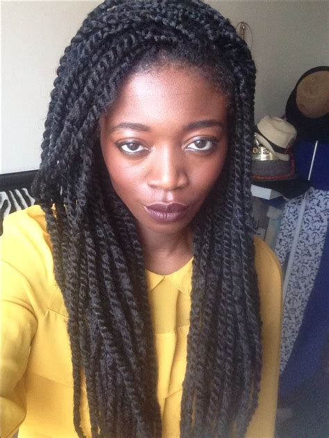 photos of braided hair with marley braid marley twists havana twists braids and twists