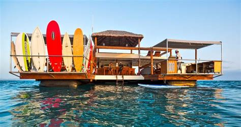 speed boat bar menu hot venue cloud nine floating bar spice news special