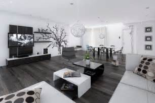 White Interior Design Ideas by Black Amp White Interior Design Ideas Furnish Burnish