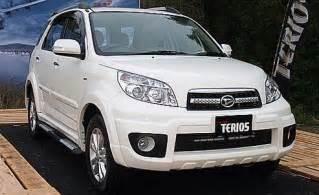 Daihatsu Terios Baru Harga Daihatsu Terios Daftar Harga Mobil Baru Dan Mobil