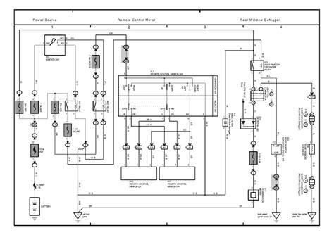electrical wiring diagram 2009 toyota venza get free