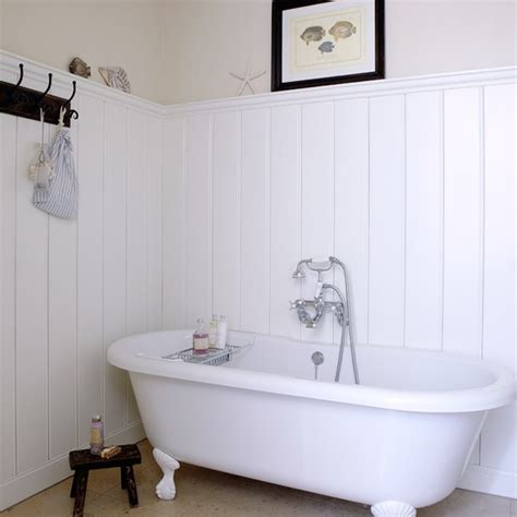 cladded bathrooms white coastal bathroom coastal decorating ideas housetohome co uk