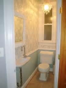 Tiny powder room powder room dc metro