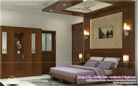 interior design for homes photos beautiful home interior designs by green arch kerala