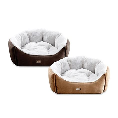 animal beds animal planet micro suede pet beds bed bath beyond