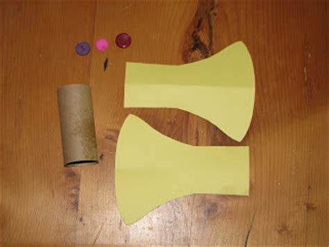 How To Make A Paper Trumpet That Plays - bible story hour unit 1 lesson 15 gideon