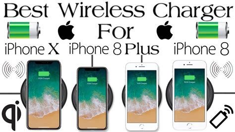 best wireless charger for iphone x iphone 8 plus iphone 8 from mophie