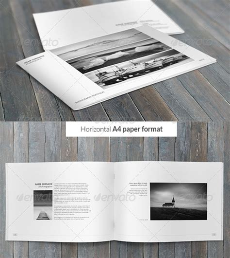 awesome indesign psd photography brochure templates web graphic design bashooka