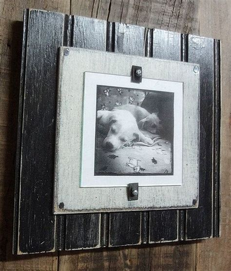 beadboard picture frame the world s catalog of ideas