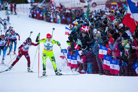 Calendrier Biathlon Biathlon Le Calendrier De La Coupe Du Monde 2018 Ski