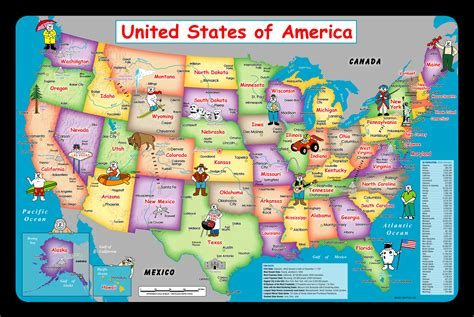 picture of map of usa large detailed map of the usa usa maps of the usa