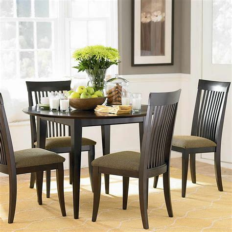 kitchen table decoration ideas bloombety dining table centerpiece with round table
