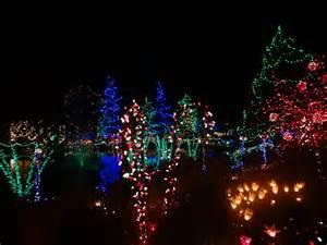 Vandusen Botanical Garden Festival Of Lights Aka Bailey Vancouver Lights Vandusen Botanical Garden Festival Of Lights