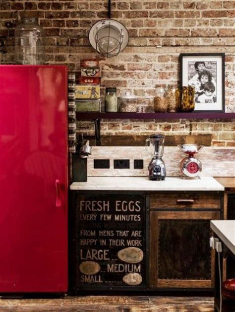 brick kitchen walls 67 stylish kitchens with a brick wall comfydwelling com