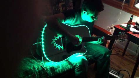 light up guitar picks light up sound activated multicolor led guitar