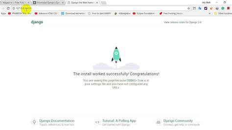 blogspot tutorial bangla blog in python django bangla tutorial part 1 start