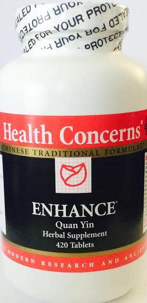 supplement yin blue poppy herbs enhance