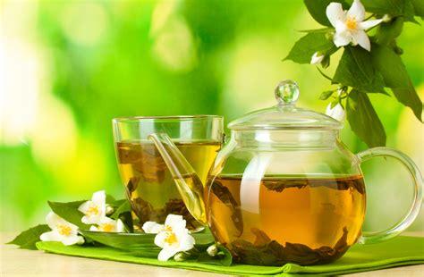 Teh Green Tea exercise 187 dr lewis