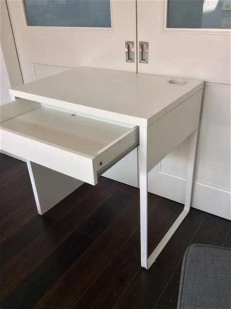 micke corner desk ikea micke desk for sale in clonskeagh dublin from ikeagirl
