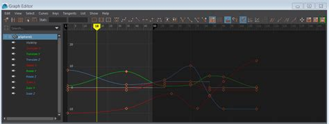 graph editor autodesk unveils 2017 mental is out arnold is