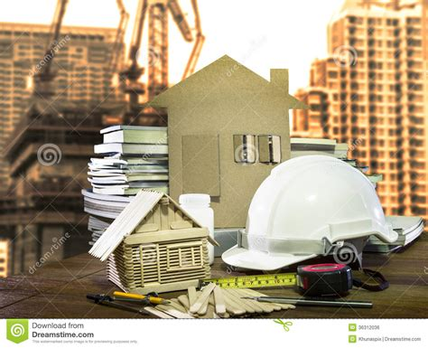 equipment and tool home and building construction industry use stock photo image 36312036