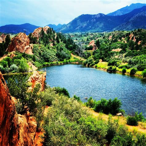 Garden Of The Gods Urgent Care Colorado Springs Colorado Living Unconventionally