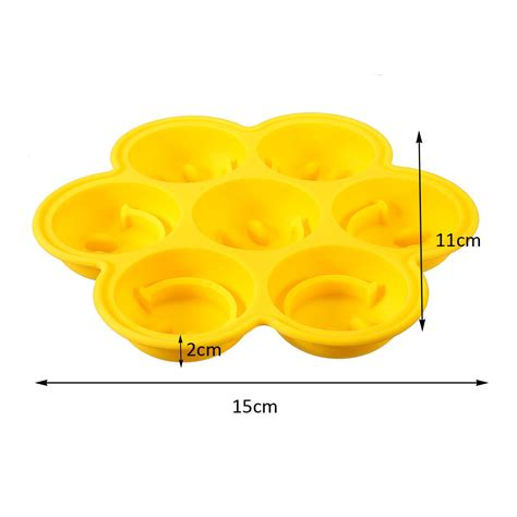 Mega Cube Freeze Mold Intl silicone freeze cube maker tray mould smiley
