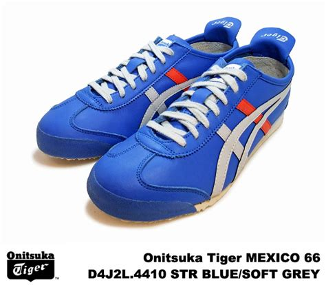 Po Original Onitsuka Tiger Mexico 66 Yellow Mustard White D6e9l 7102 premium one rakuten global market onitsuka tiger mexico 66 mexico strong blue soft grey