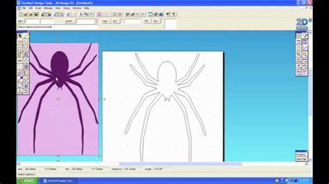 2d designer 2d design tutorial 3 contour