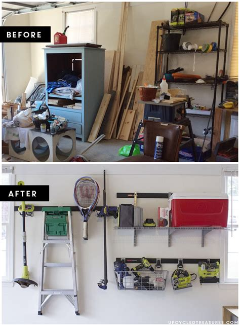 garage organizing system garage organization part 2 mountain modern