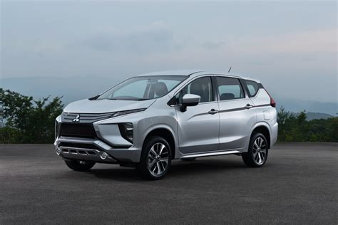 mitsubishi new all new mitsubishi xpander debuts in indonesia carscoops
