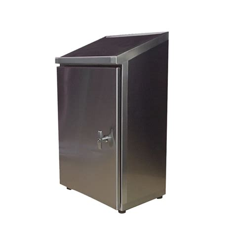 Electrical Cabinet by Stainless Steel Electrical Enclosure Single Door W