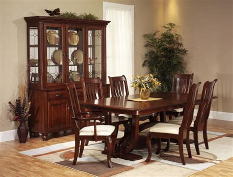 cherry dining room city furniture dining chairs thomasville collectors