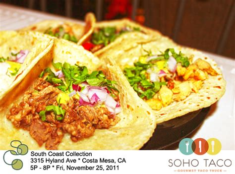 Orange County Detox Costa Mesa Ca by Soho Soco Come Turkey Detox With Our Gourmet Food Truck
