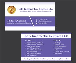 income tax business card templates 26 modern professional house business card designs for a