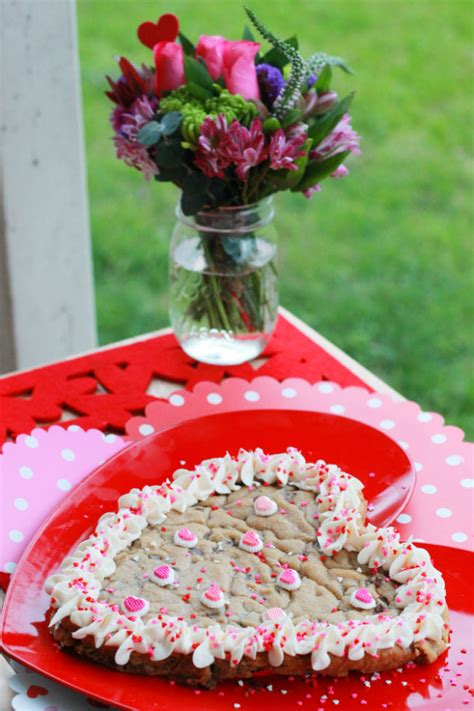 valentines cookie cakes the best s cookie cake