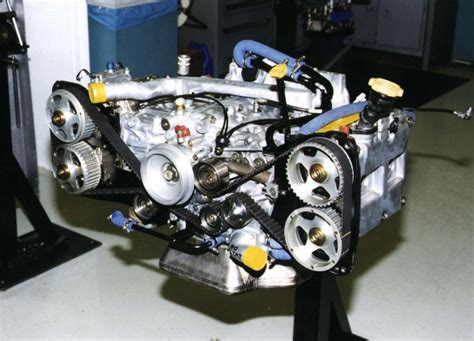 subaru has a new 2 0 petrol engine ej20 is dead autolatest