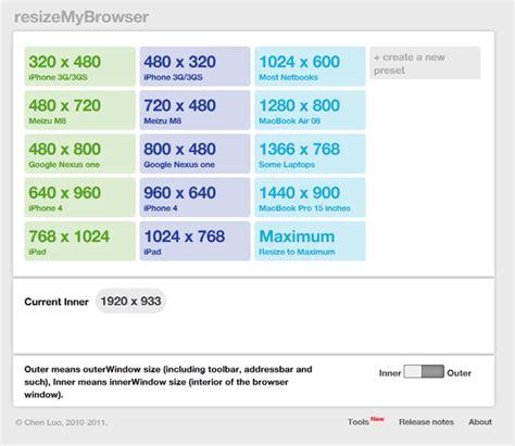 website layout canvas size инструменты методы шаблоны и платформы для разработки