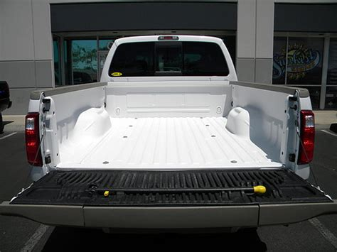 white truck bed liner las vegas spray on bed liners