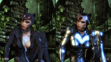 Bd Ps4 Batman Arkham Goty Edition Reg 2 batman arkham city xbox 360 vs wii u comparison