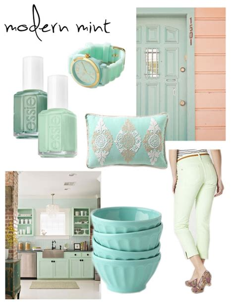 Favorite Designer Mint by Favorite Things Friday Design By Numbers