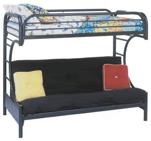are the mattresses included in this bunk futon bed