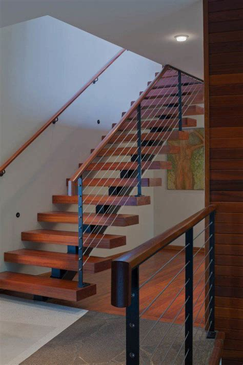 Back Stairs Design 15 Outstanding Mid Century Modern Staircase Designs To Bring You Back In Time Modern Staircase
