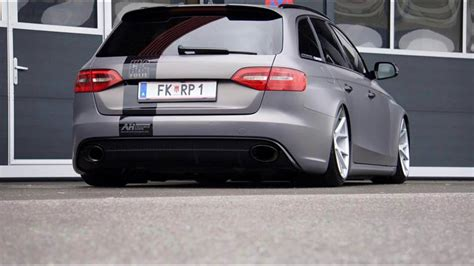 Audi B8 Tuning by Dia Show Tuning Blackbox Richter Audi Rs4 B8 Avant In