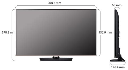 buy samsung 40 inch full hd led tv 40h5100 | ksa | souq