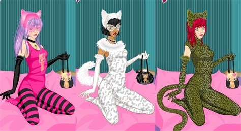 fashion design new york dress up game cat girl fashion dress up game by pichichama on deviantart