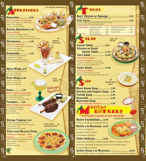 design mexican menu best photos of mexican menu design mexican restaurant